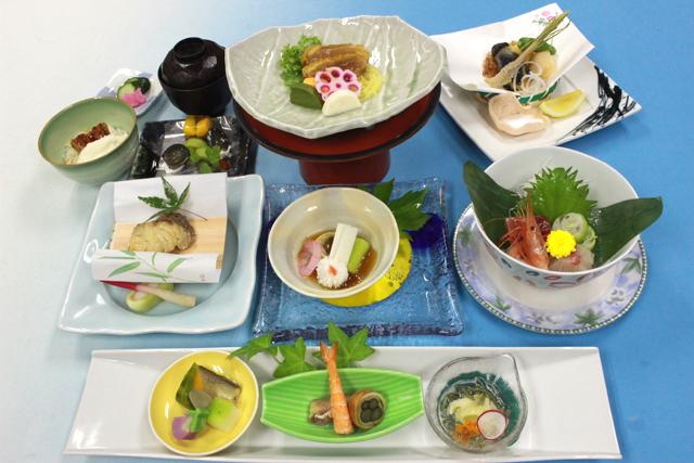 日本料理8月おすすめ