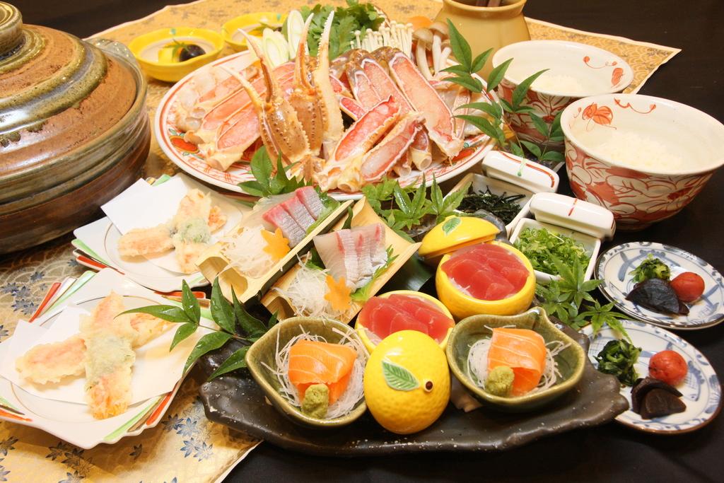 カニすき鍋会席2017−KSK−