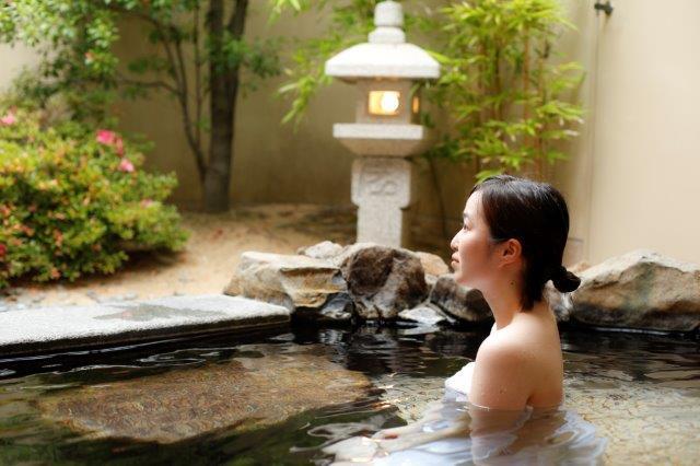 赤穂温泉「さつき乃湯」