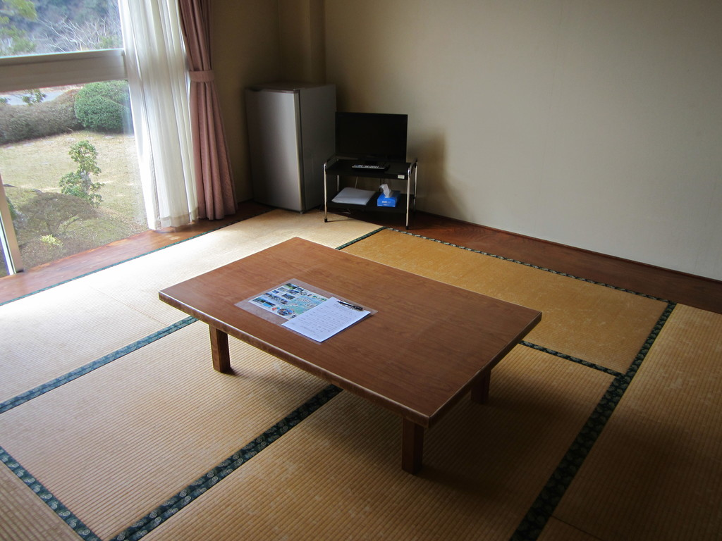 ホテル:和室