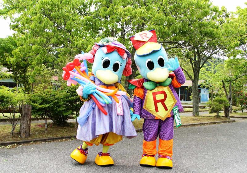 ロンちゃん&ランちゃん