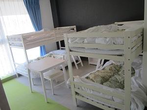 ホテル3Fグループルーム