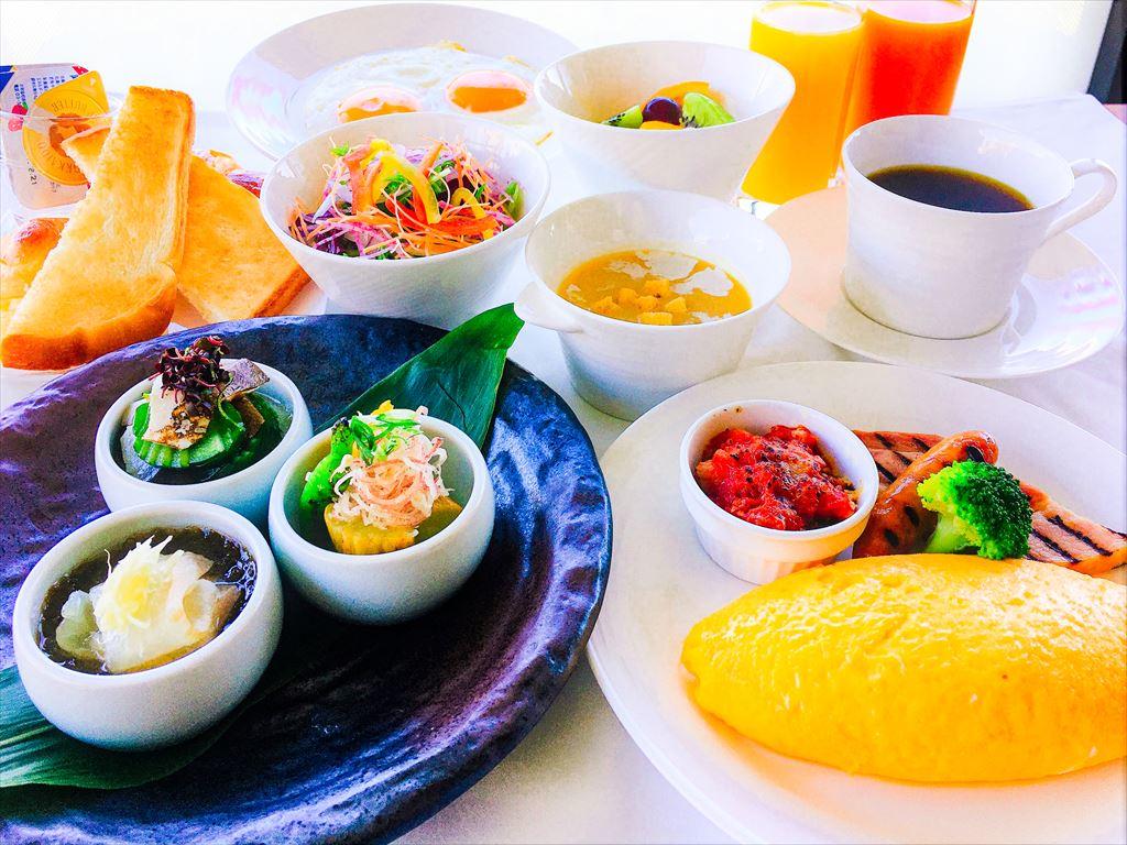 京モーニングセット<パン&スープ>