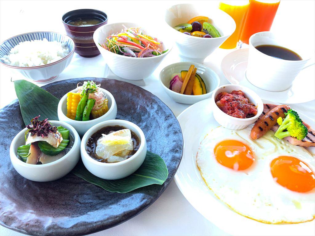 京モーニングセット<御飯&味噌汁>