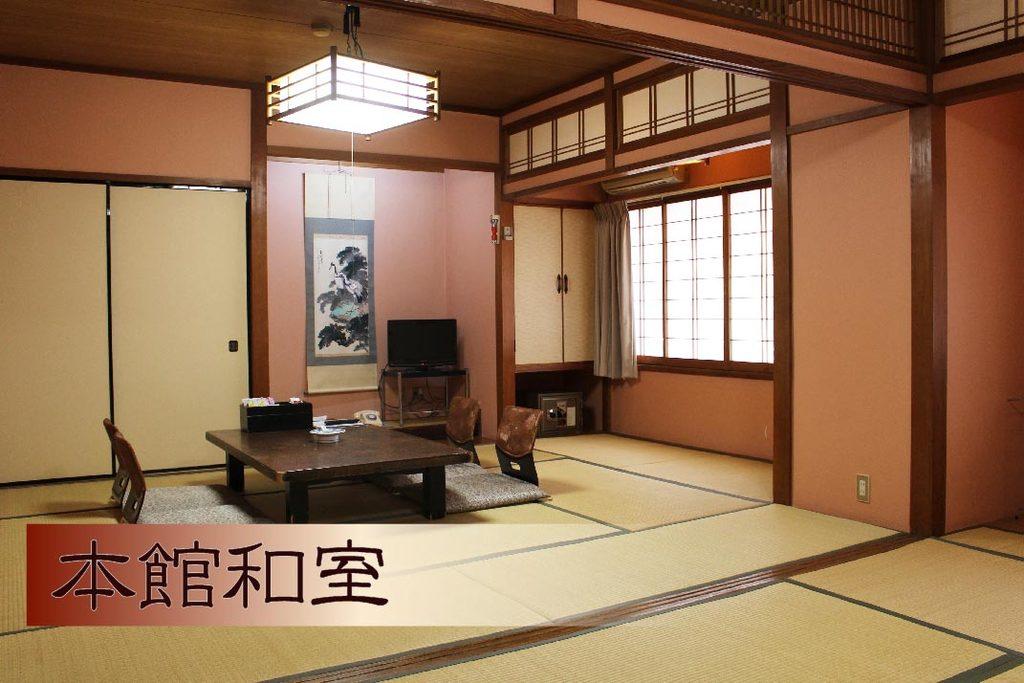 【本館】一般客室棟 純和室