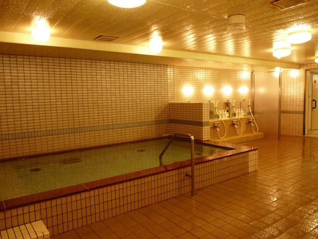 光明石温泉 大浴場