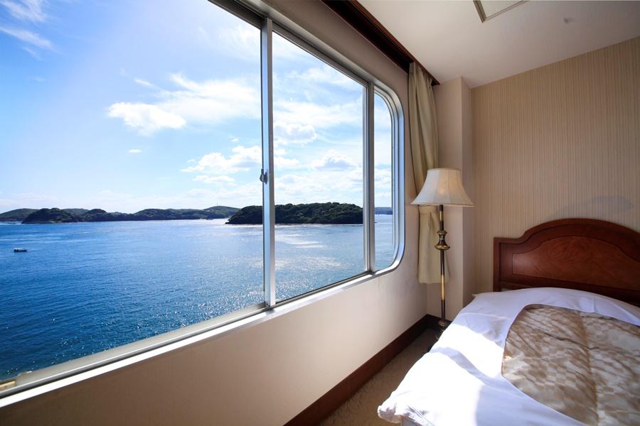 絶景の海景色や平戸城などもごらんいただけます。