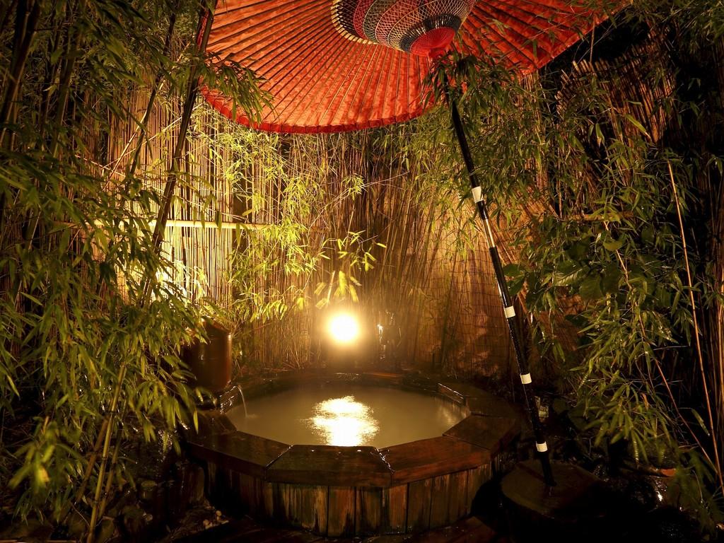 貸切露天風呂「なよ竹の湯」