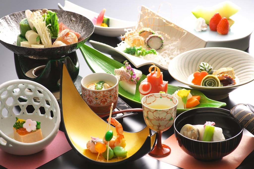 季節の和食会席コース