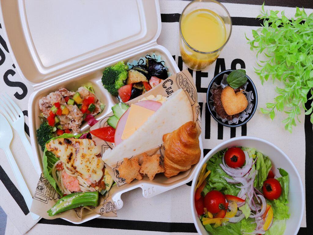 栄養満点♪朝食ボックス