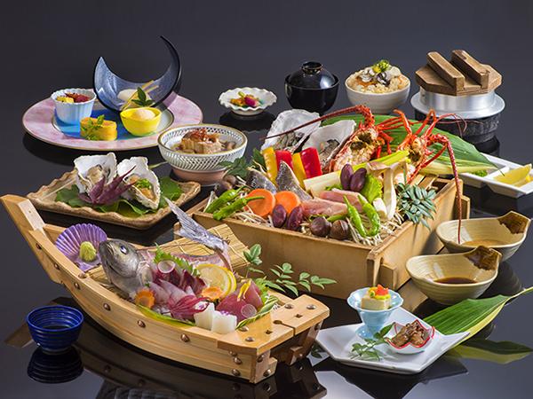【秋冬限定】鳥羽・浦村カキを蒸篭料理で味わう!《鳥羽カキ会席》