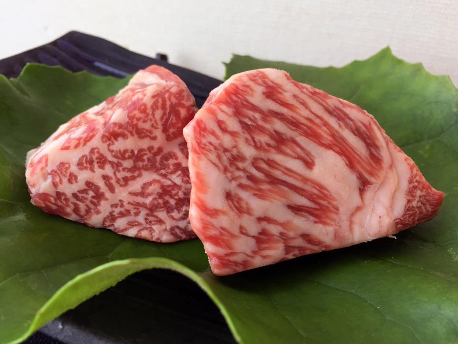 かんてき料理に松阪牛をプラス♪