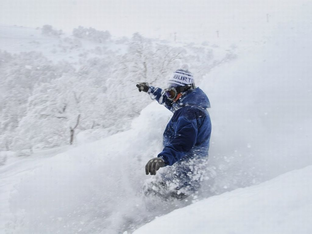 Enjoy Niseko's Powder Snow