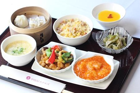 1泊2食付きプラン 夕食 四川料理