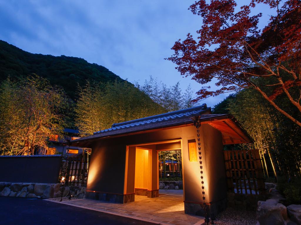 2017年5月開業 里山の別荘「湯山荘 阿讃琴南」