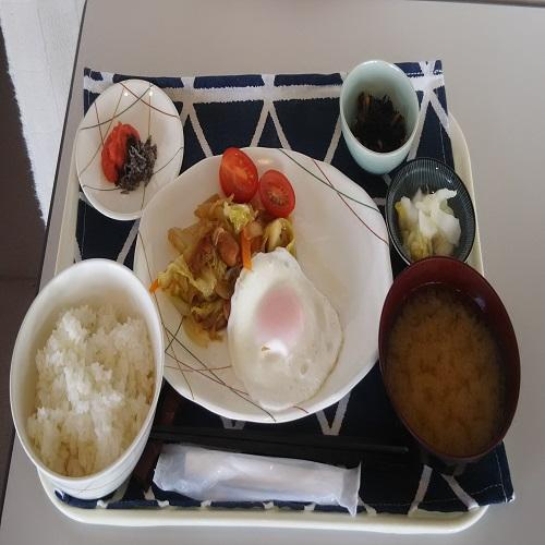 朝食【和定食】