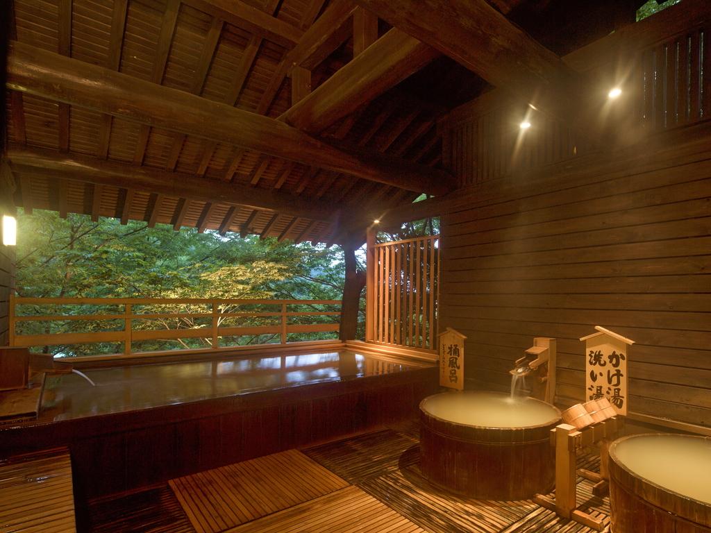 離れ露天風呂 権左衛門の湯 イメージ写真