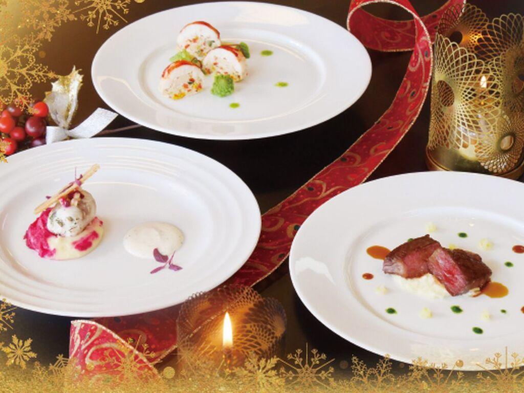 クリスマス・スペシャル・ディナー ※イメージ