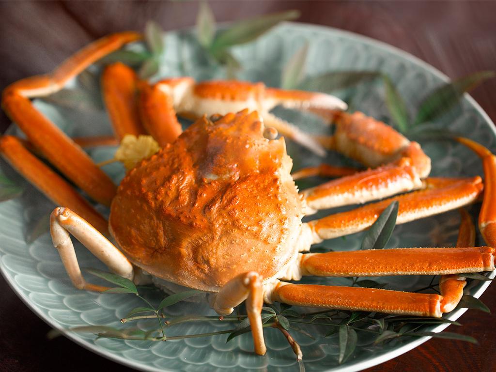 提携店:魚志楼 越前蟹のイメージ