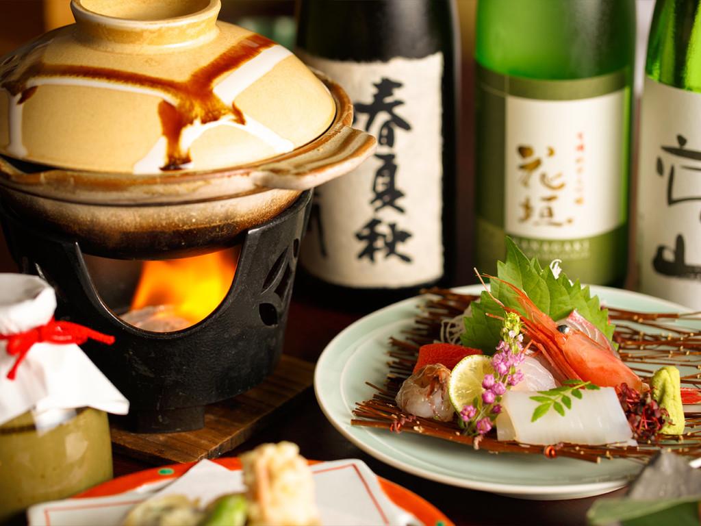 提携店:魚志楼 日本酒とお料理