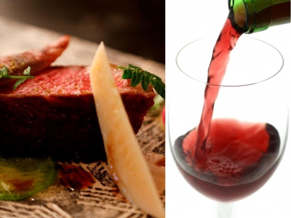 シームレスな厨のお料理と、厳選したワインの絶妙なペアリングをお愉しみくださいませ。