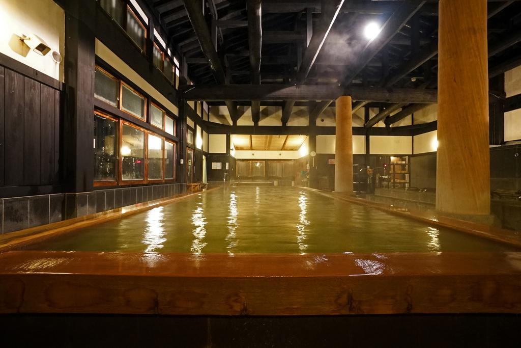 三笠天然温泉 太古の湯 内風呂