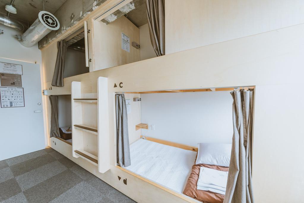 6人まで宿泊可能 家族、グループ旅行に最適 南東角部屋