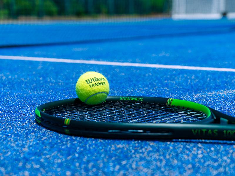 テニス&フットサル兼用コート