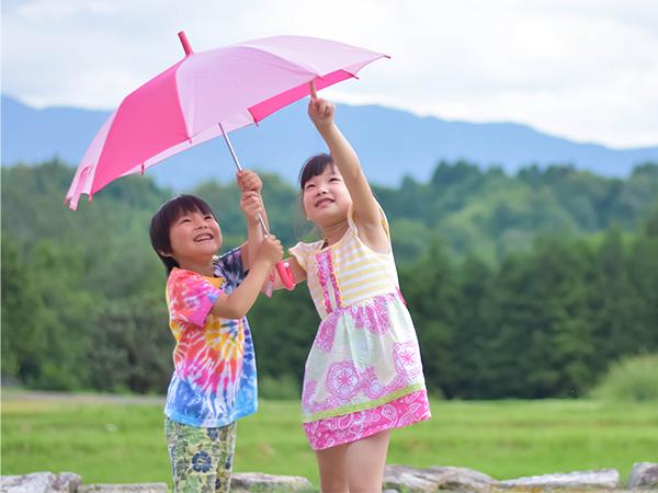 ▼梅雨シーズンだからお値打ち!3つの特典付♪