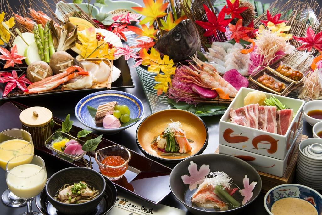 和食「カムイ膳」