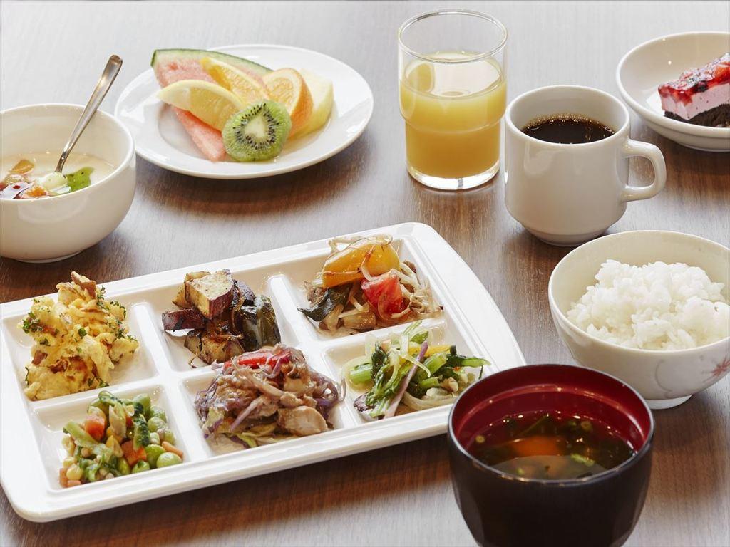 【3Fカフェヴィクトリア】朝食メニュー★種類豊富★