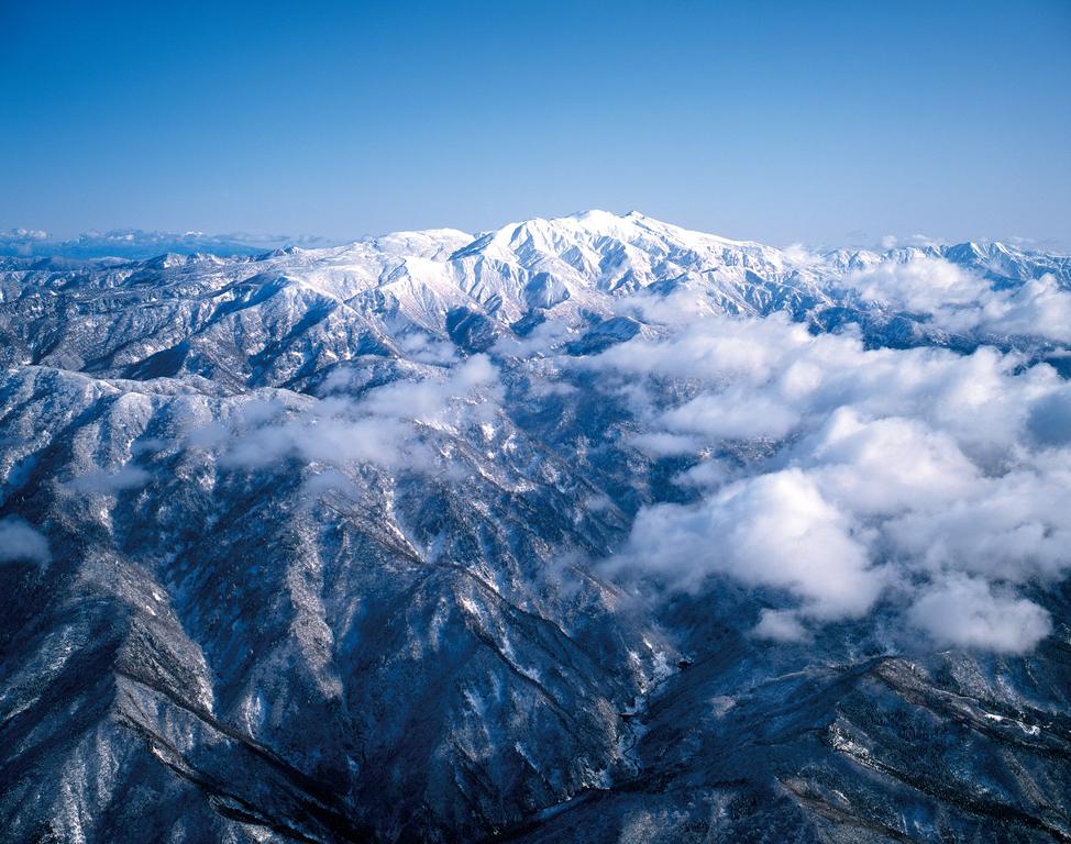 日本百名山「白山」