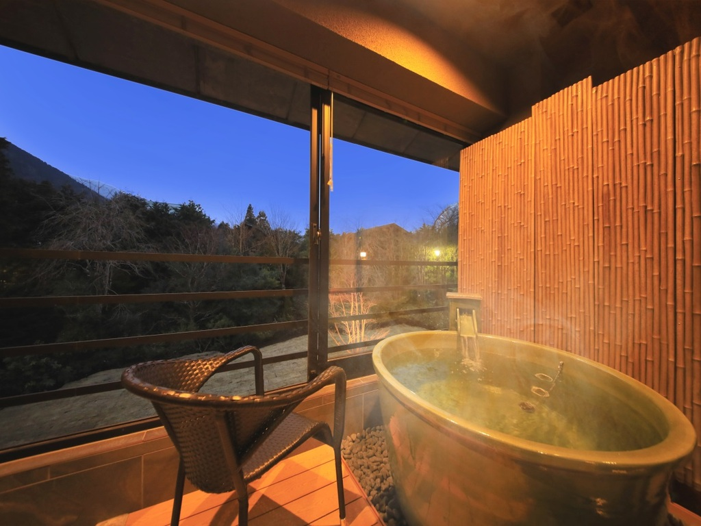 <別館>Miyabi館は全室温泉半露天風呂付
