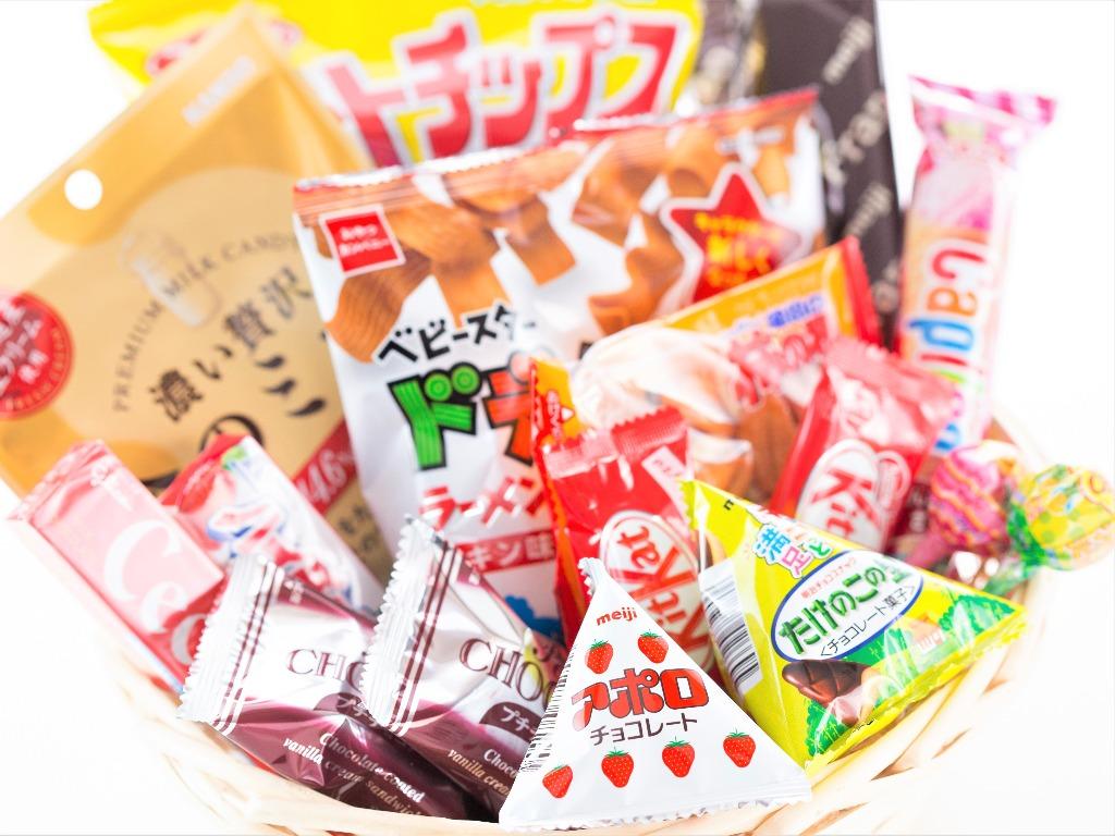 カップルプランお菓子イメージ