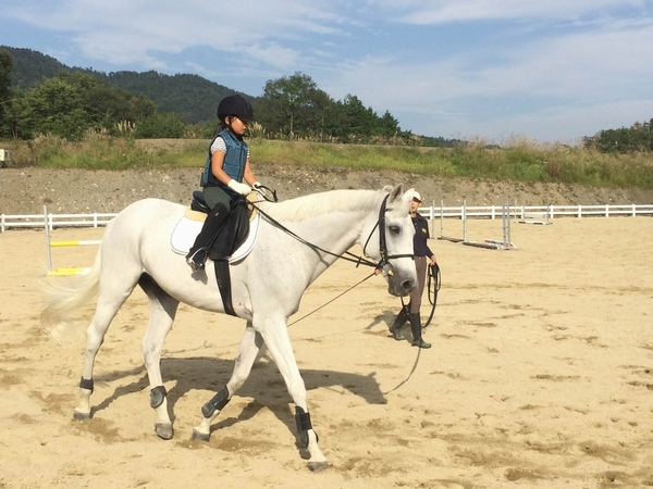 ■乗馬体験