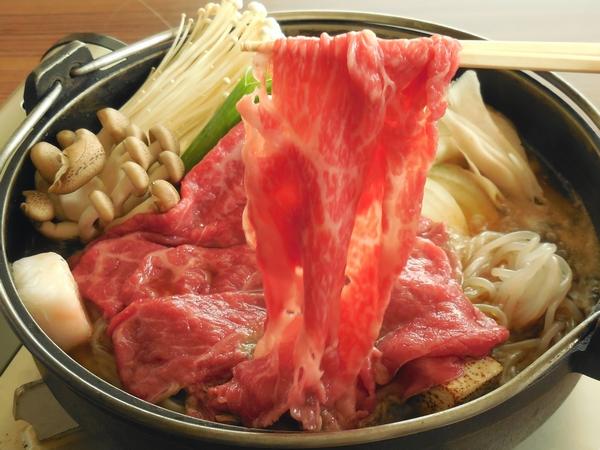 京の和牛すき焼きイメージ