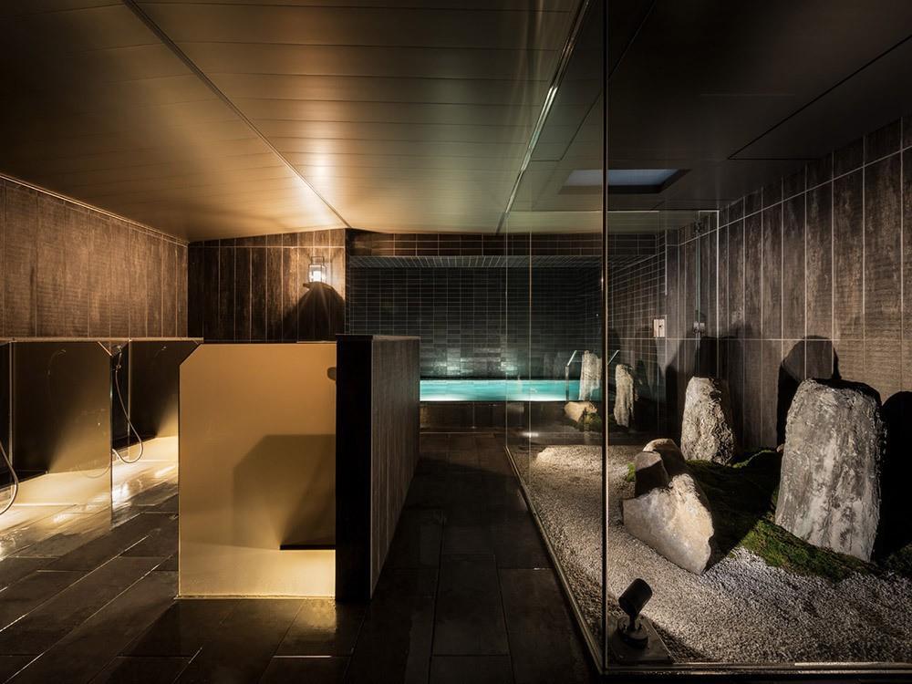 大浴場「KOMOREBI こもれび」(男湯)
