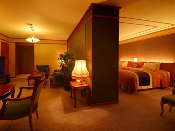 【プレミアムルーム】ゆとりある、上質な空間—。