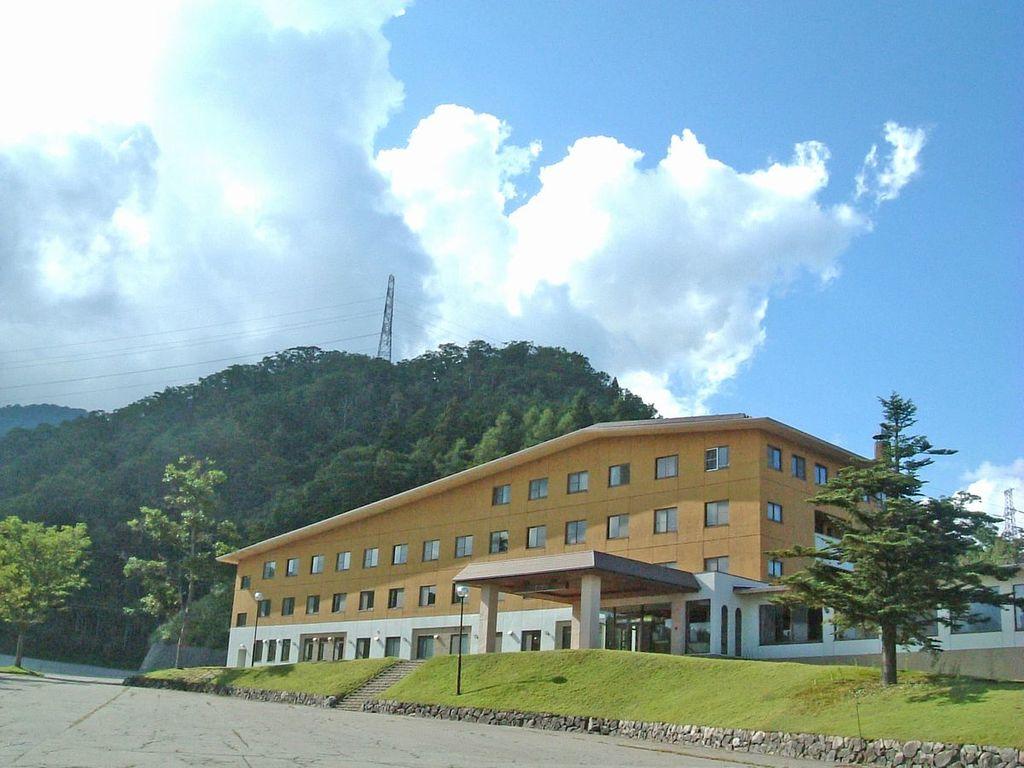 ホテル外観(夏期)