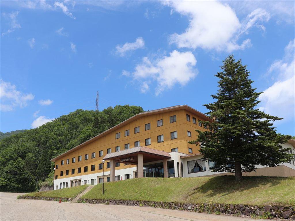 夏のホテルヴィラモンサン