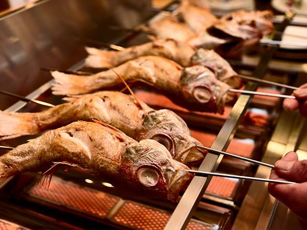 高級魚「のどぐろ」をまるごと1尾!贅沢にひとりじめ♪