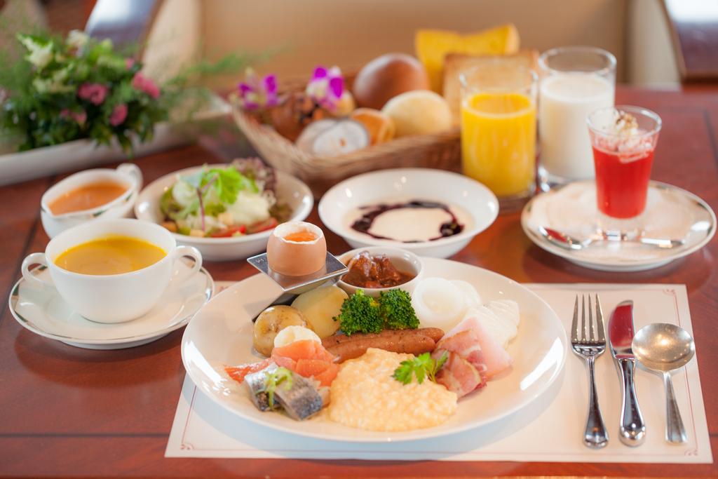 【ご朝食】洋食ブッフェ