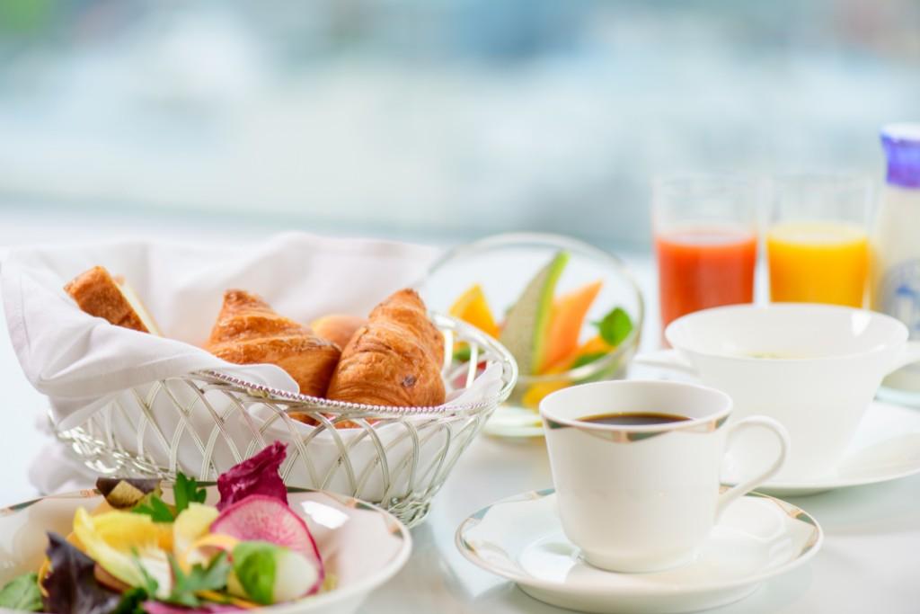 レストランカサブランカ/朝食