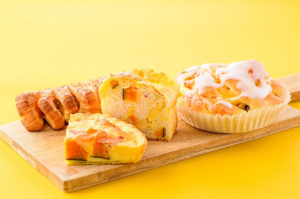 季節限定パン※イメージ