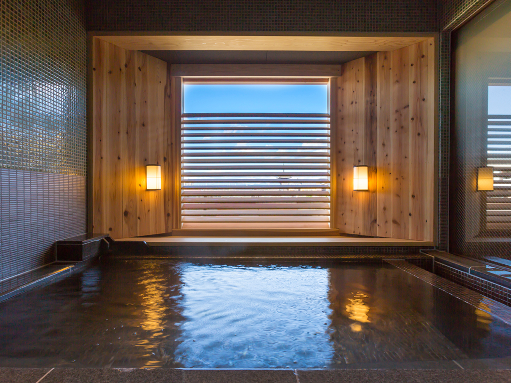 Reservation-only Private Bath Tau-yasaka