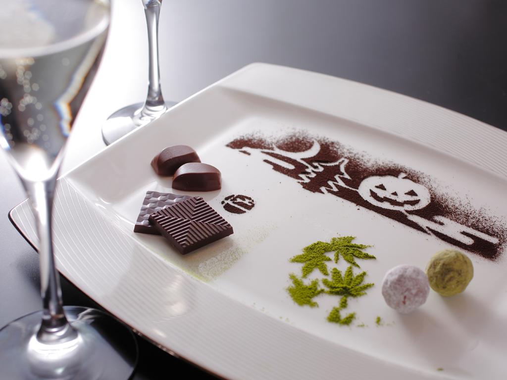 スパークリング日本酒&チョコレートアソート