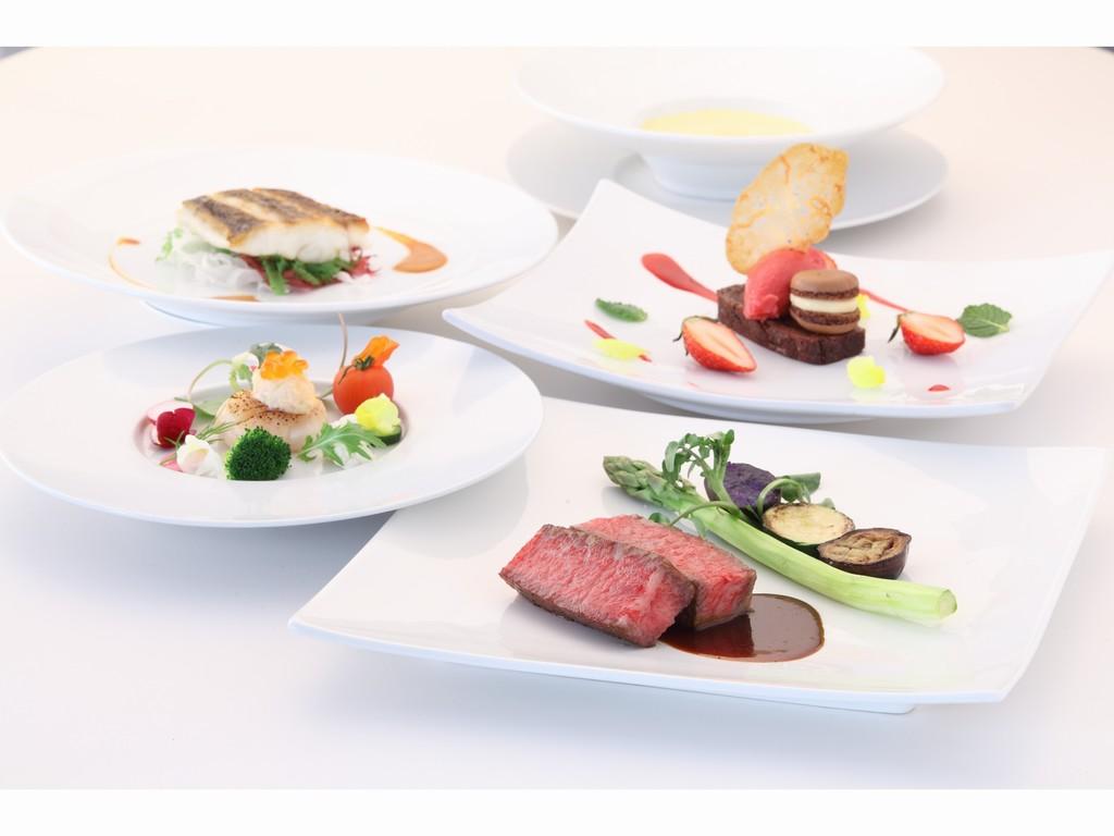 洋食コースディナー《イメージ》