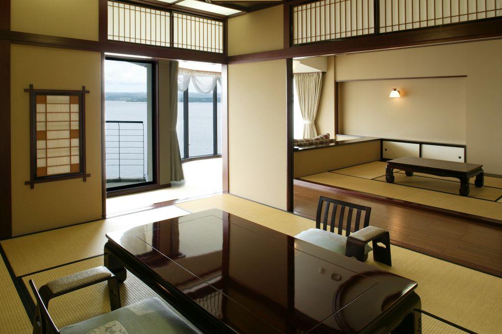 貴賓室・利久2階:海眺望(写真は一例)
