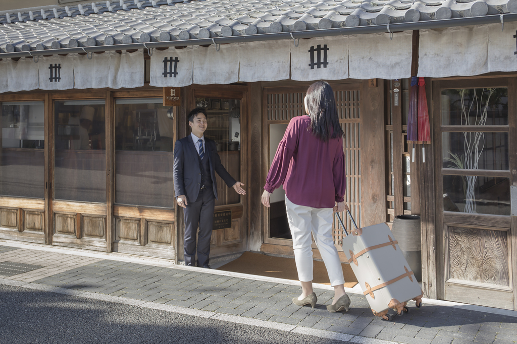 快適にお過ごしいただけるよう、みなさまの旅をお手伝いします。