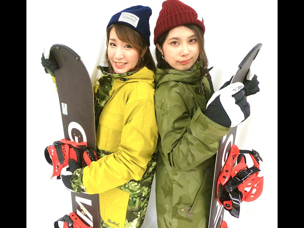 スキースノボーレンタル